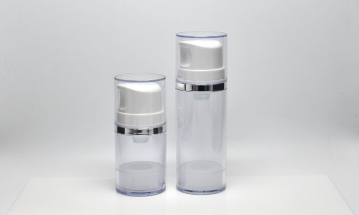airless cosmetic packaging containers