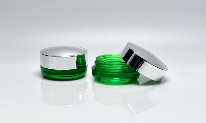 plastic makeup container supply