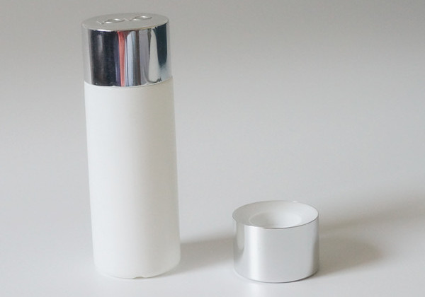aluminum lid for cosmetic bottle