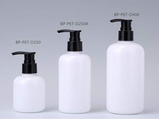 empty plastic cosmetic containers