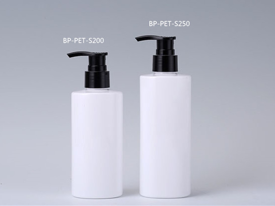 plastic recyclable cosmetic container