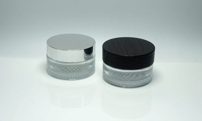 glass primary packaging for skin care products