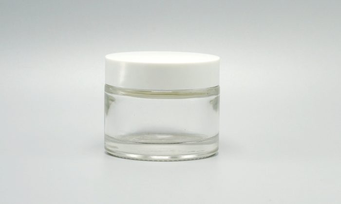 glass skin care pakaging solutions for face cream, facial mask