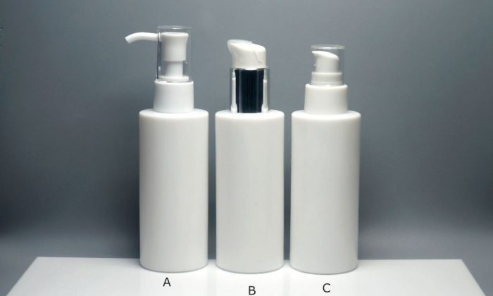 glass primary packaging for lotion and cream