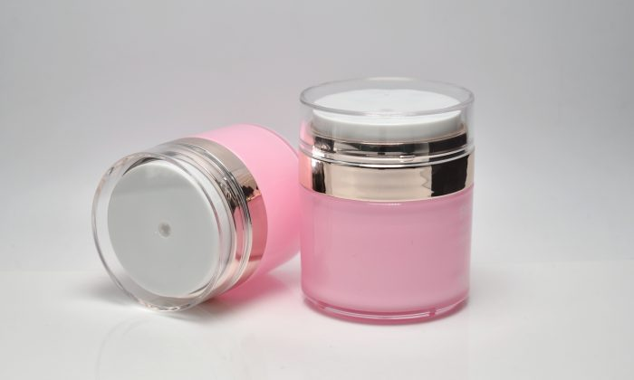 airless pack system for skin care