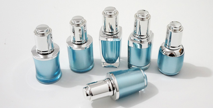 presige and high quality serum bottle
