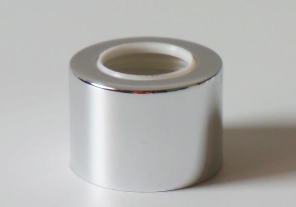 anodized aluminum cap for essential oil bottle
