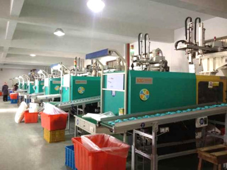 injection plastic packaging