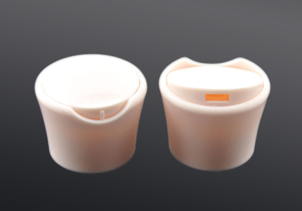 plastic screw on press cap