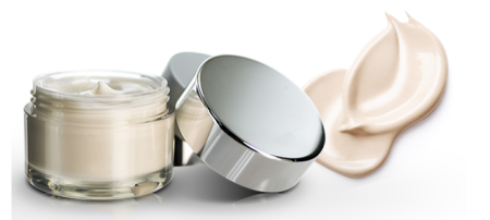 thickeall PET cream jar