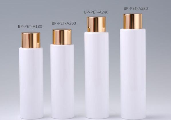 plastic bottle - lotion, shampoo, hair care