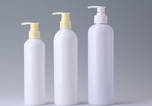 empty cosmetic bottles