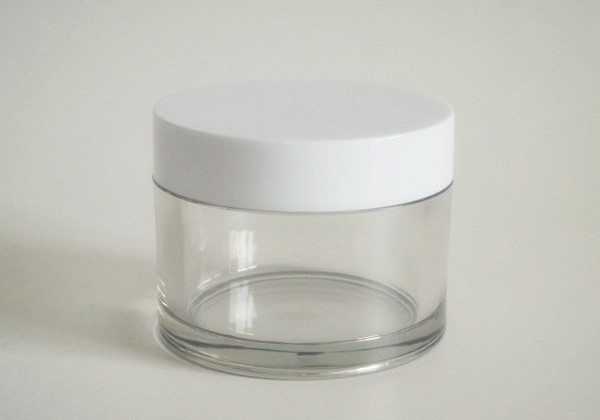 PET cosmetic jar container packaging