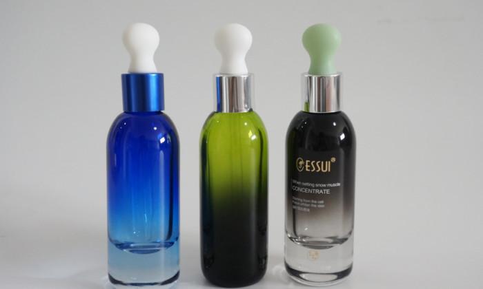 hair oil dropper bottle