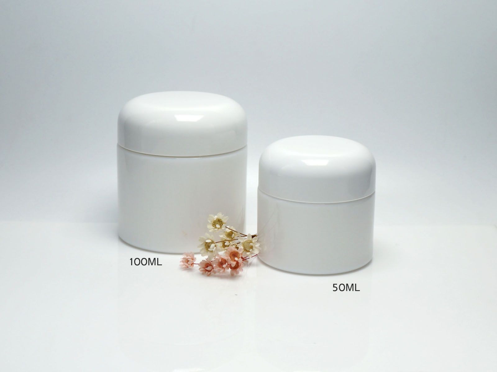 Opal Glass Cosmetic Packaging Rayuen Packaging
