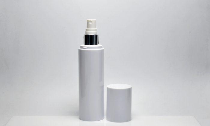 120ml plastic facial spray bottles